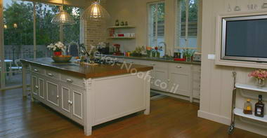 תיבת נח - עיצוב רהיטים מעץ מלא 13