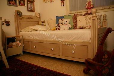 תיבת נח - עיצוב רהיטים מעץ מלא 7