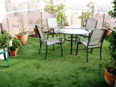 רק ירוק – דשא סינטטי 11