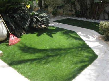 רק ירוק – דשא סינטטי 13