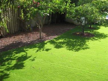 רק ירוק – דשא סינטטי 14