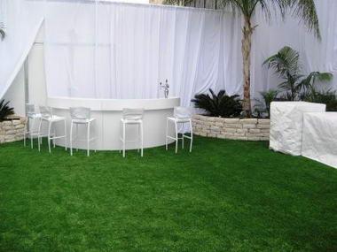 רק ירוק – דשא סינטטי 16