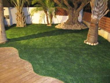 רק ירוק – דשא סינטטי 2