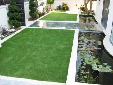 רק ירוק – דשא סינטטי 4