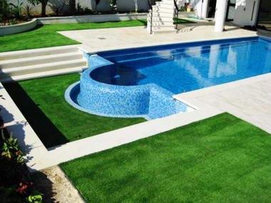 רק ירוק – דשא סינטטי 5