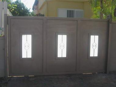 עזרא שערים חשמליים 3