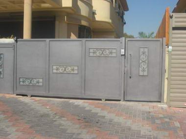 עזרא שערים חשמליים 5