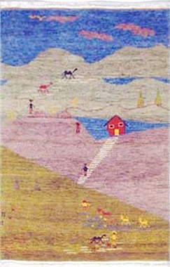 גלריה קילימס- שטיחים 3