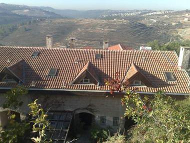 פרגולות ירושלים 1