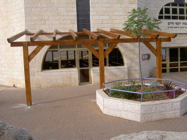 פרגולות ירושלים 12