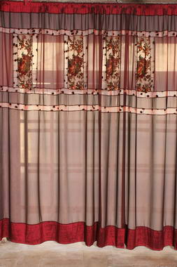 הגלריה של סוניה- עיצוב וילונות 2