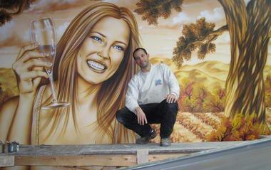 דורון וינר – ציורי קיר 11