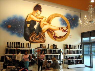 דורון וינר – ציורי קיר 13