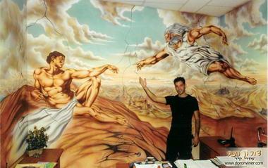 דורון וינר – ציורי קיר 15
