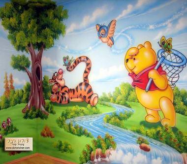 דורון וינר – ציורי קיר 5