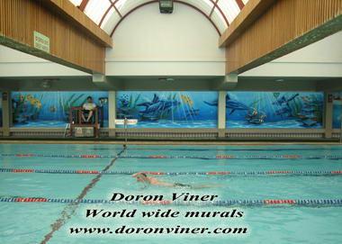 דורון וינר – ציורי קיר 8