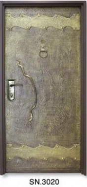 Door stone 9