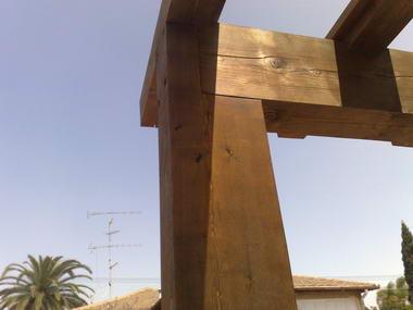 אורי גיל בניה בעץ  11