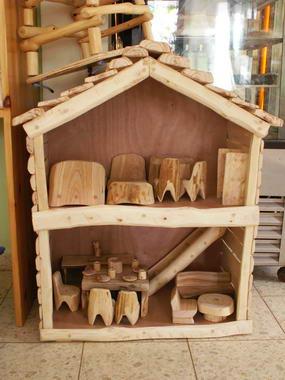 לסא פיטרסון - עבודות עץ מלא 1
