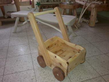 לסא פיטרסון - עבודות עץ מלא 12