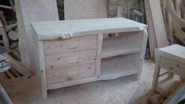לסא פיטרסון - עבודות עץ מלא 13
