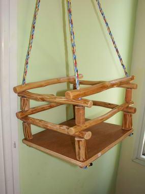 לסא פיטרסון - עבודות עץ מלא 19