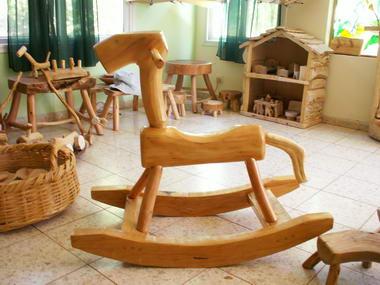 לסא פיטרסון - עבודות עץ מלא 2