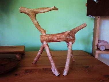 לסא פיטרסון - עבודות עץ מלא 4