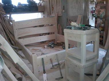 לסא פיטרסון - עבודות עץ מלא 5