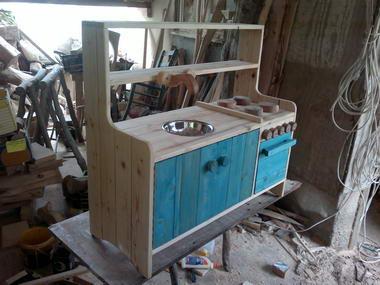 לסא פיטרסון - עבודות עץ מלא 6