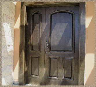 עץ ירוק - דלתות 19