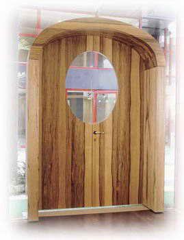עץ ירוק - דלתות 6