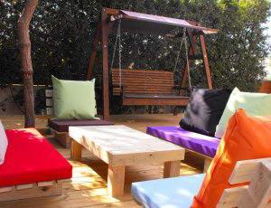 כוכב הגינה - ריהוט גן ומוצרים לגינה 6