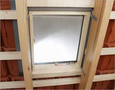 עליית גג – חלונות גג 11