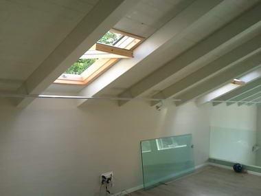 עליית גג – חלונות גג 14