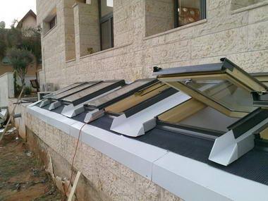 עליית גג – חלונות גג 16