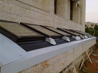 עליית גג – חלונות גג 18