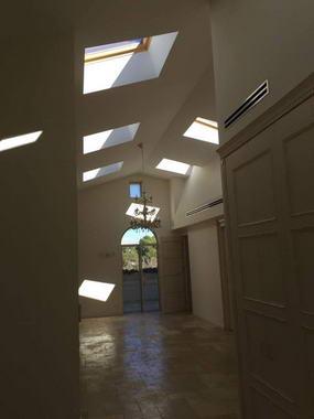 עליית גג – חלונות גג 2