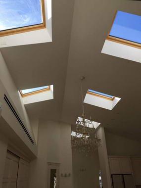 עליית גג – חלונות גג 8