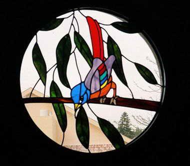 נויה-סטודיו לעיצוב בזכוכית וויטראז' 1