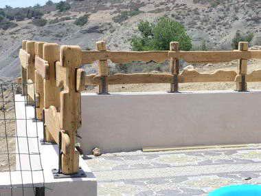 יואליפ - עבודות בעץ וברזל 2
