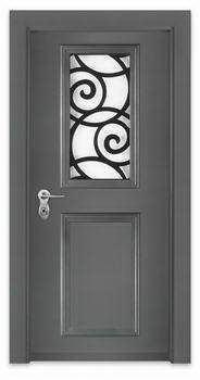 דלתות פלדה - רב מגן 12