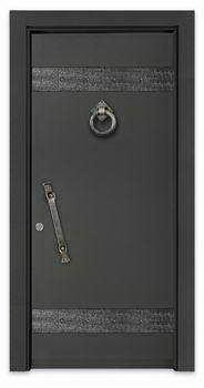 דלתות פלדה - רב מגן 15