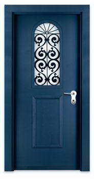 דלתות פלדה - רב מגן 16