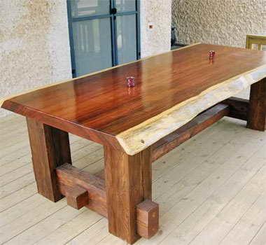ערבה - עבודות עץ 3