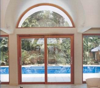 רויאל - חלונות עץ אלומיניום 20