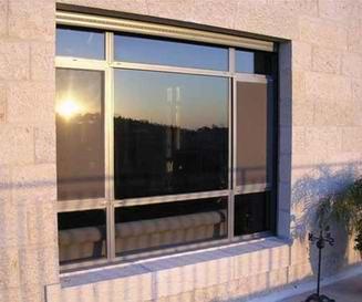 רויאל - חלונות עץ אלומיניום 9
