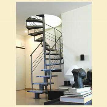 קו נבון - מדרגות עץ ומתכת 10
