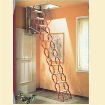 קו נבון - מדרגות עץ ומתכת 11