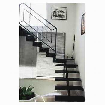 קו נבון - מדרגות עץ ומתכת 14